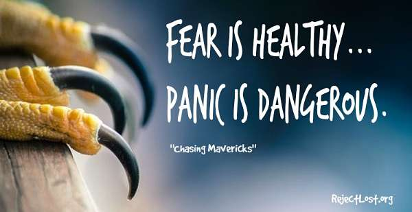 20 Overcoming Fear Quotes To Inspire