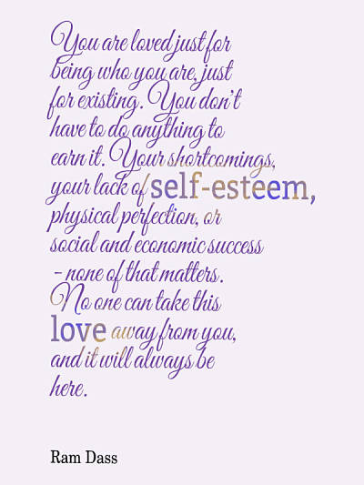 15 Of The Worlds Greatest Self Esteem Quotes