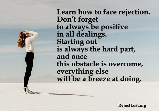 7 Quotes For Dealing With Rejection From Your – Best Quotes